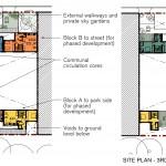 3 Second & Third Floors