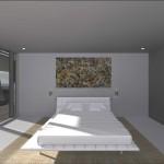 9 Bedroom view
