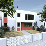 F 4 bed front render